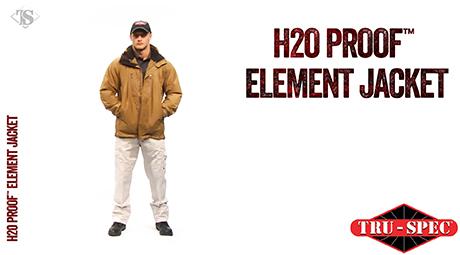 H2O PROOF™ ELEMENT JACKET