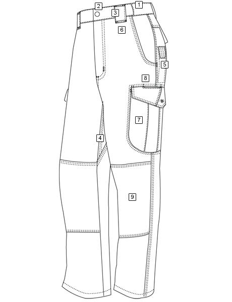 MEN'S 24-7 SERIES® ASCENT PANTS