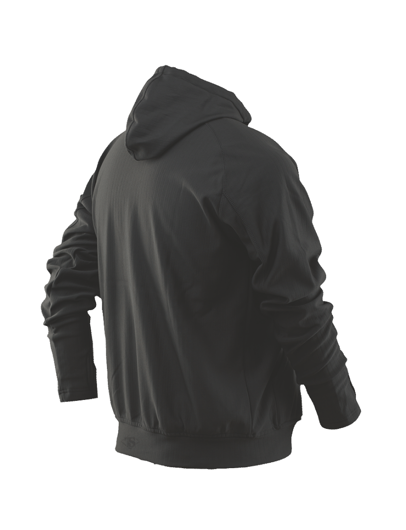 24-7 SERIES® GRID FLEECE HOODIE