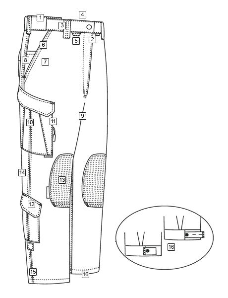 TRU XTREME™ PANTS