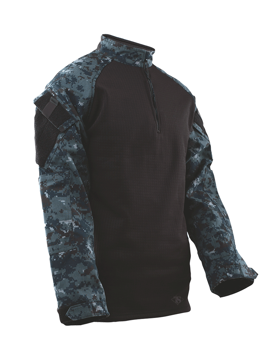 TRU 1/4 ZIP WINTER COMBAT SHIRT