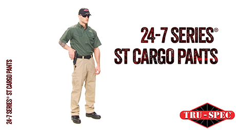 MEN'S 24-7 SERIES® SIMPLY TACTICAL CARGO PANTS