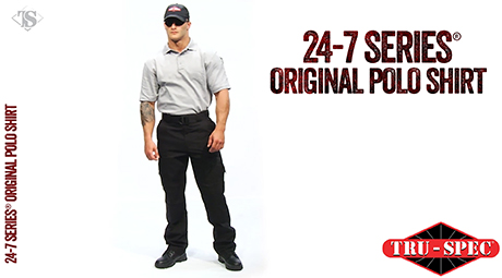 MEN'S 24-7 SERIES® ORIGINAL LONG SLEEVE POLO