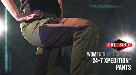 WOMEN'S 24-7 XPEDITION® PANTS