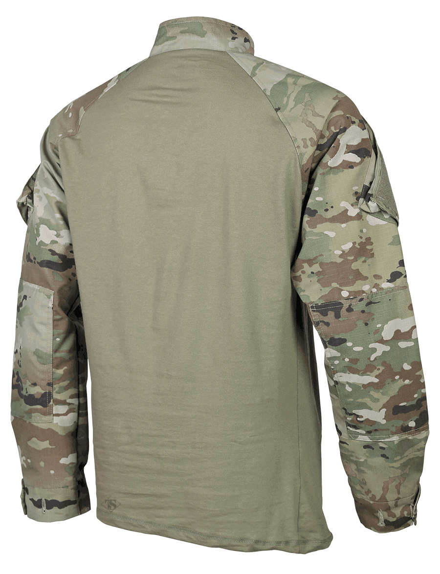 SCORPION OCP 1/4 ZIP COMBAT SHIRT
