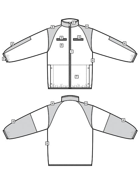 GEN-III ECWCS LEVEL-3 COAT