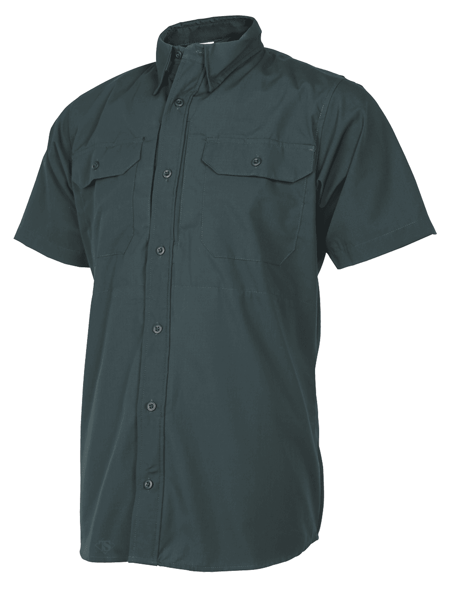 MEN'S ULTRALIGHT SHORT SLEEVE DRESS SHIRT