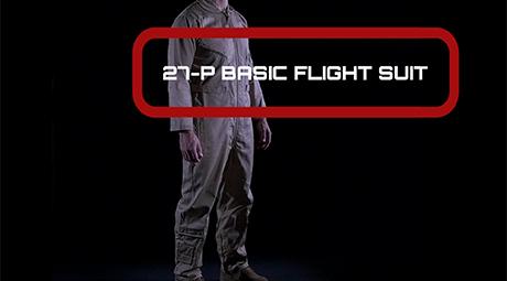 27-P BASIC FLIGHT SUIT