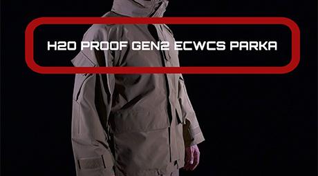 H2O PROOF GEN2 ECWCS PARKA