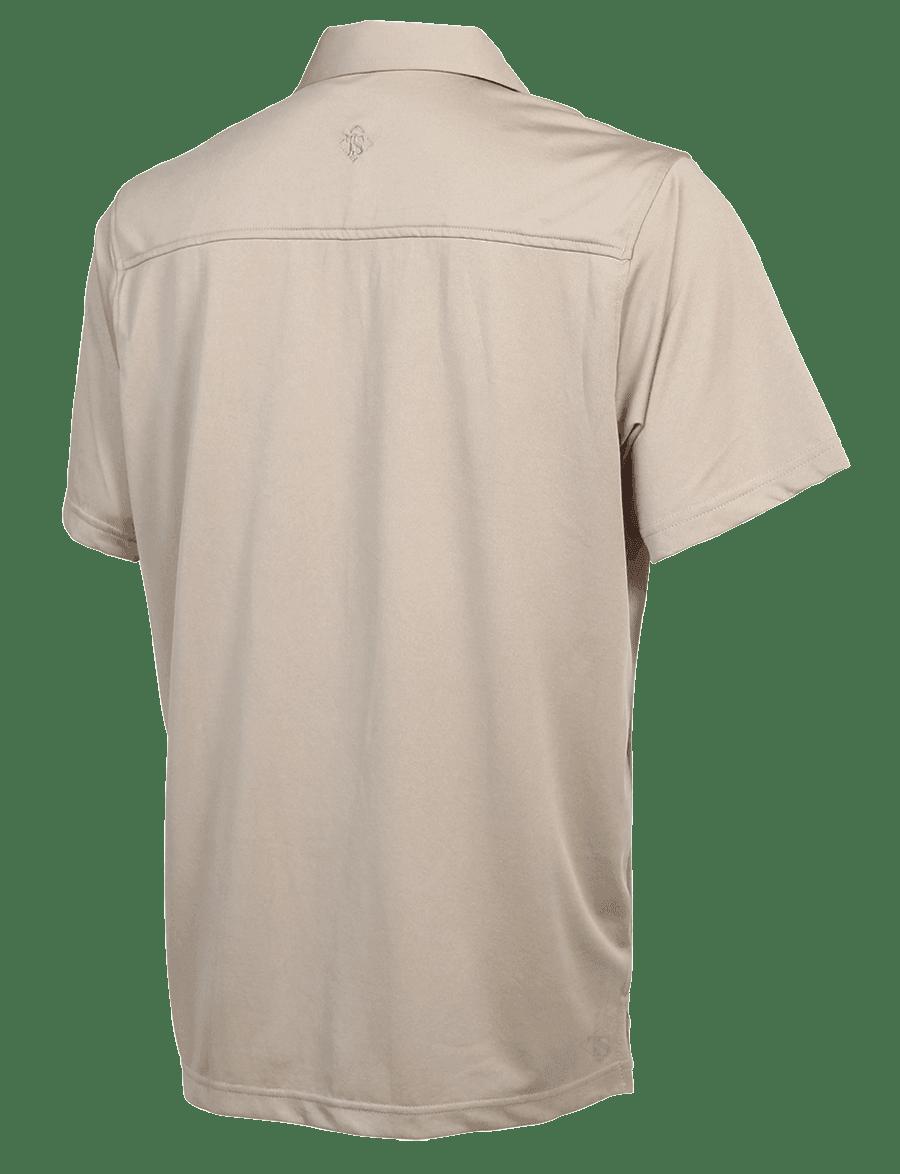 MEN'S ECO TEC KNIT CAMP SHIRT