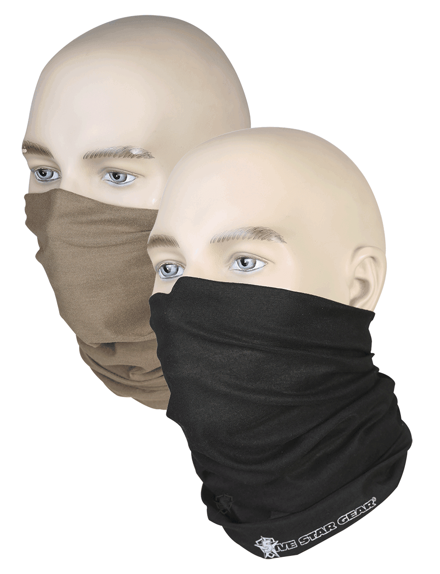 2-in-1 FACEMASK & HEADWRAP