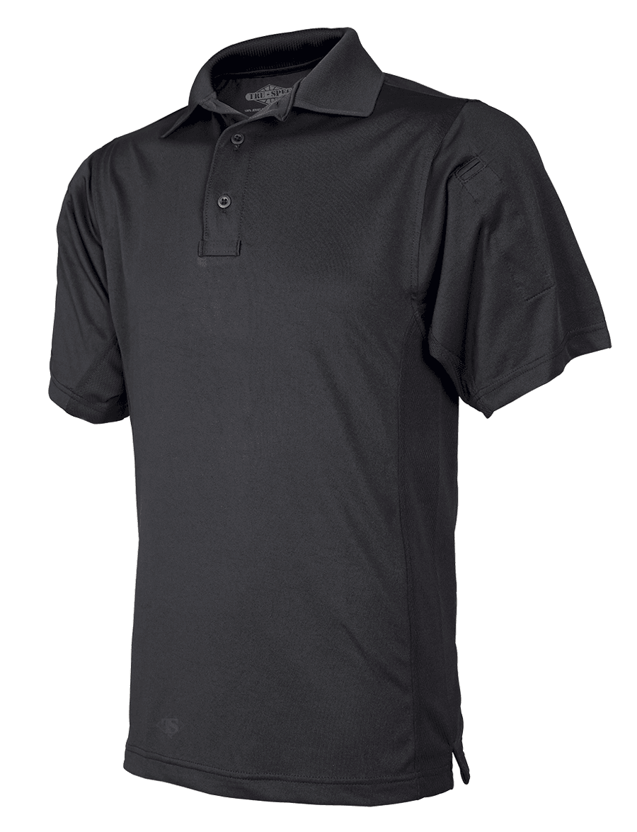 MEN'S SHORT SLEEVE ECO TEC POLO