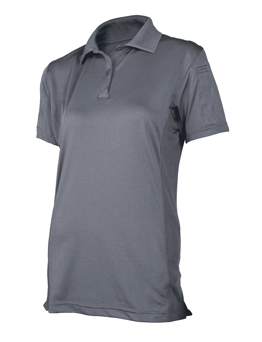 WOMEN'S SHORT SLEEVE ECO TEC POLO