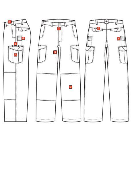 MEN'S ASCENT PANTS