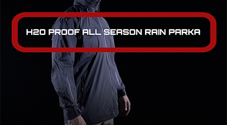 H2O PROOF ALL SEASON RAIN PARKA