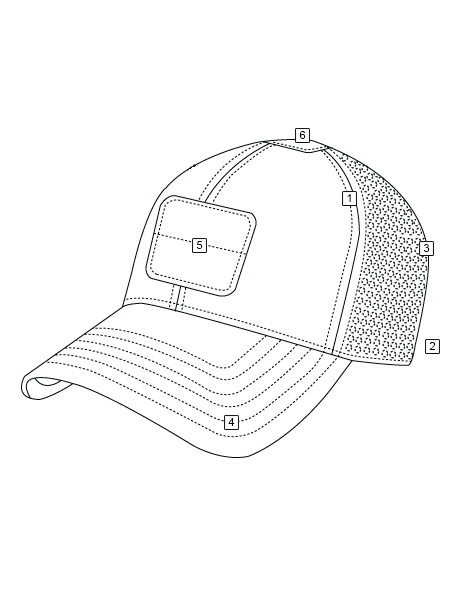 24-7 SERIES® QUICK-DRY CONTRACTORS CAP