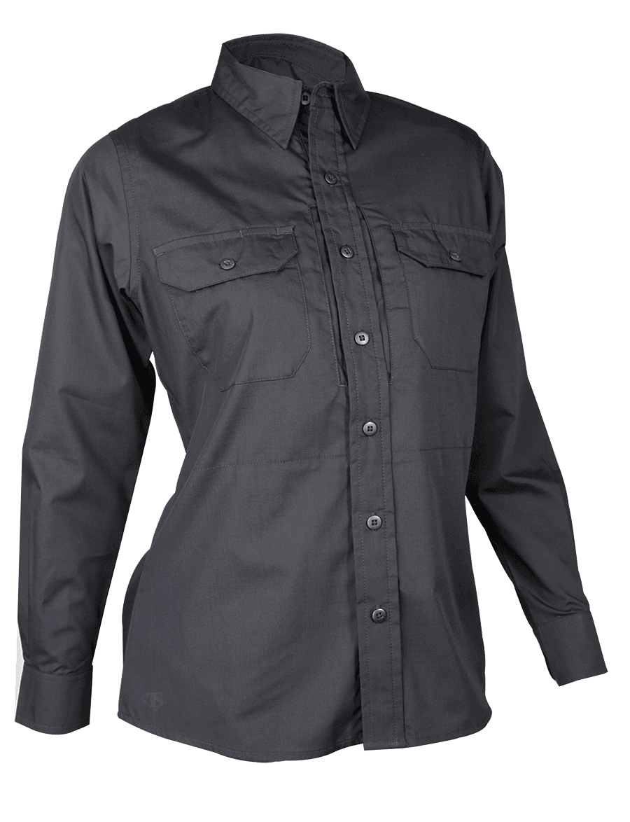 Womens Long Sleeve Dress Shirt Tru Spec Tactically Inspired Apparel