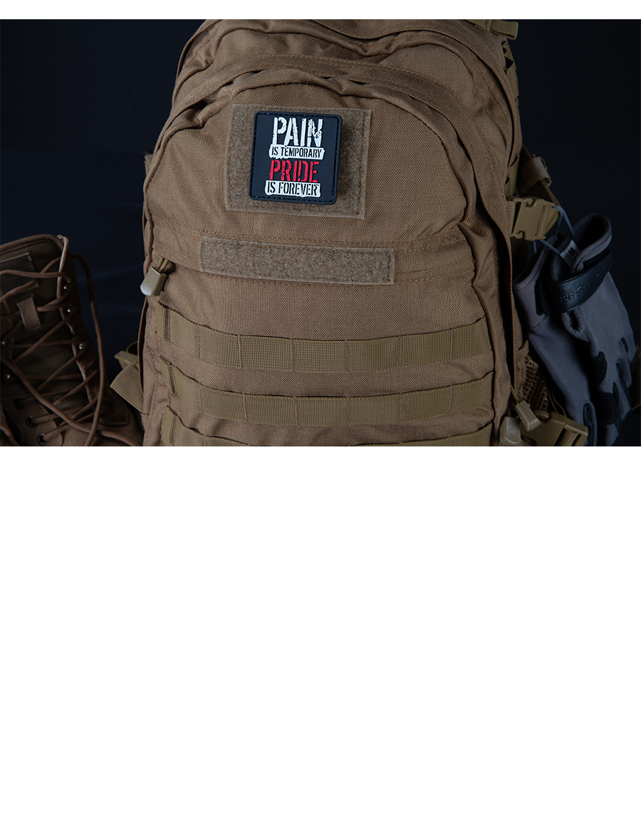 PAIN IS MORALE PATCH