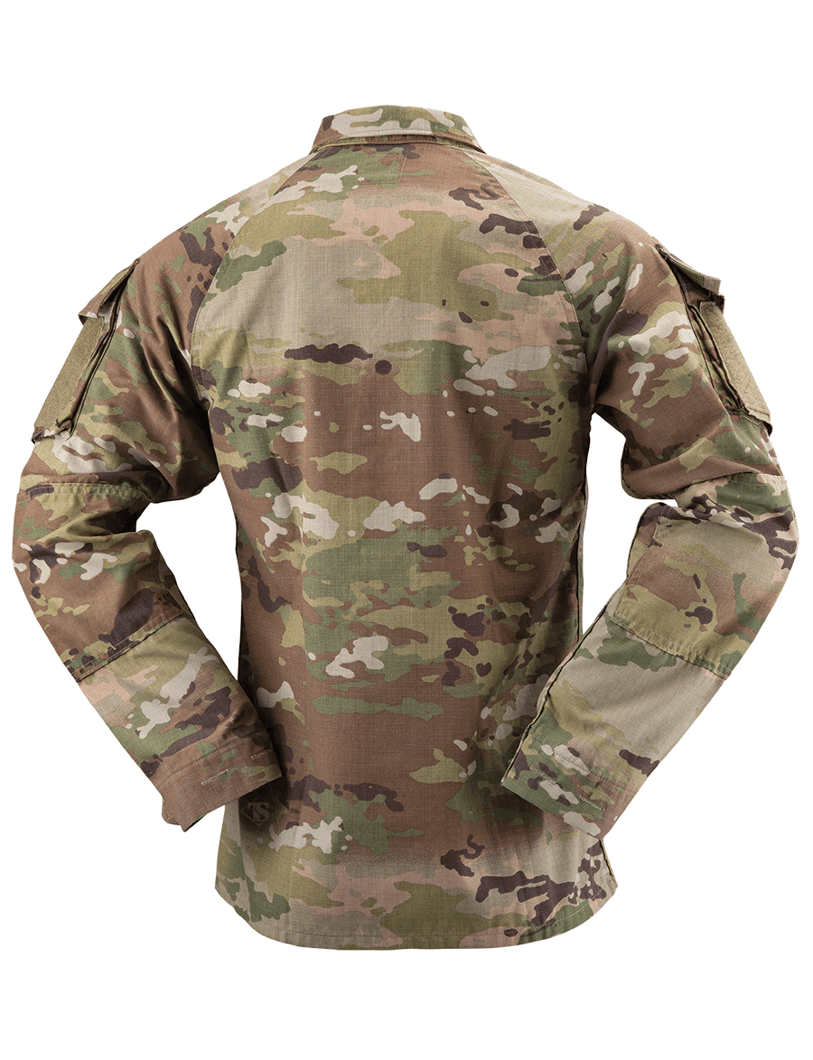 HOT WEATHER SCORPION OCP ARMY COMBAT UNIFORM SHIRT