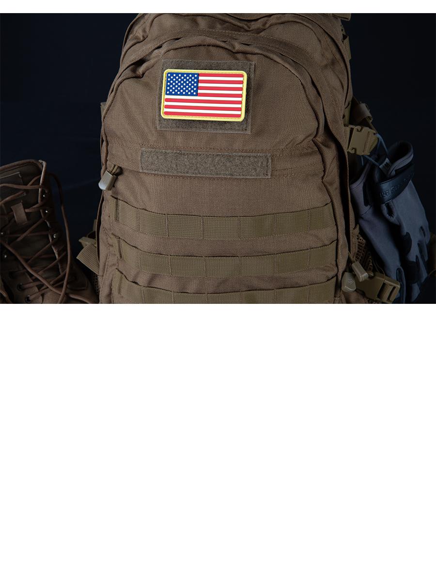 U.S. FLAG MORALE PATCH