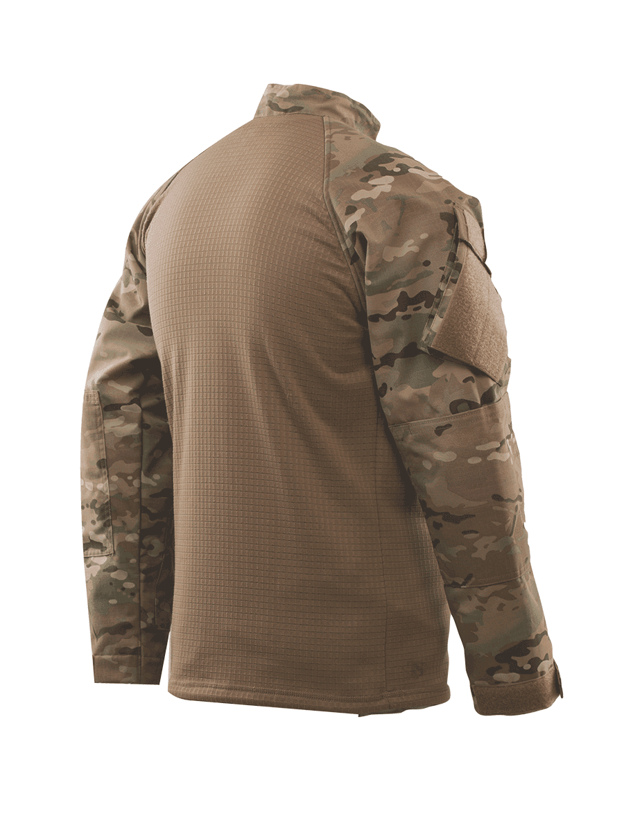 T.R.U.® 1/4 ZIP WINTER COMBAT SHIRT