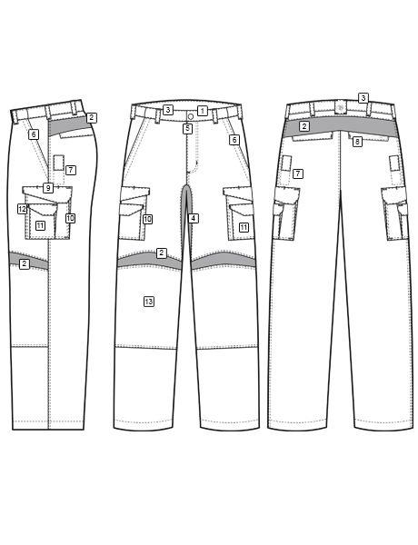 MEN'S PRO FLEX PANTS