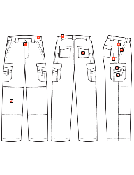 MEN'S EMS PANTS