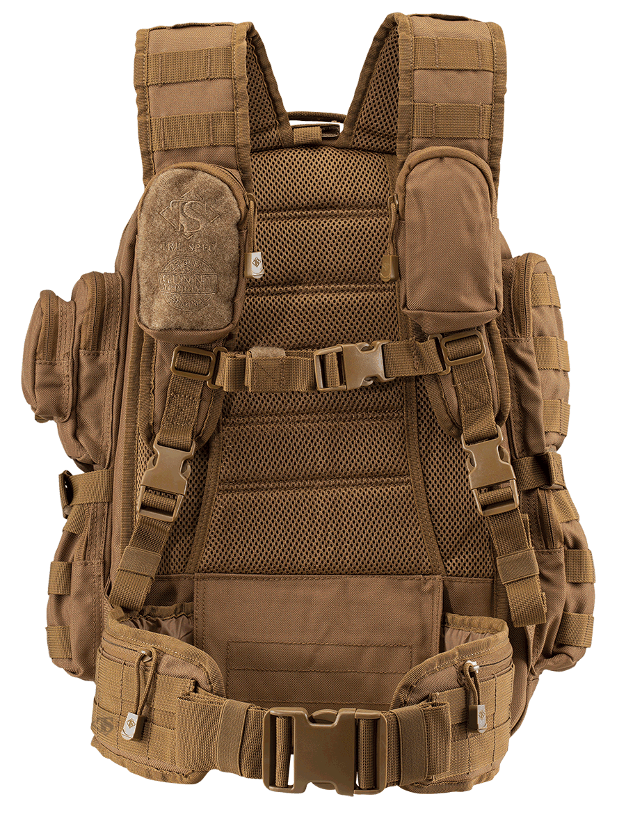 TOUR OF DUTY BACKPACK