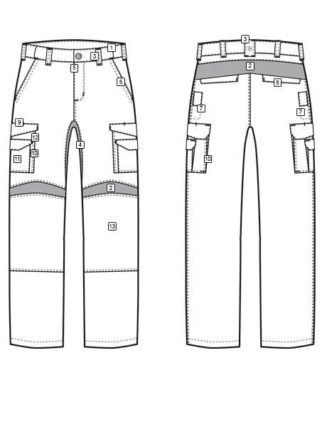 WOMEN'S 24-7 SERIES® PRO FLEX PANTS