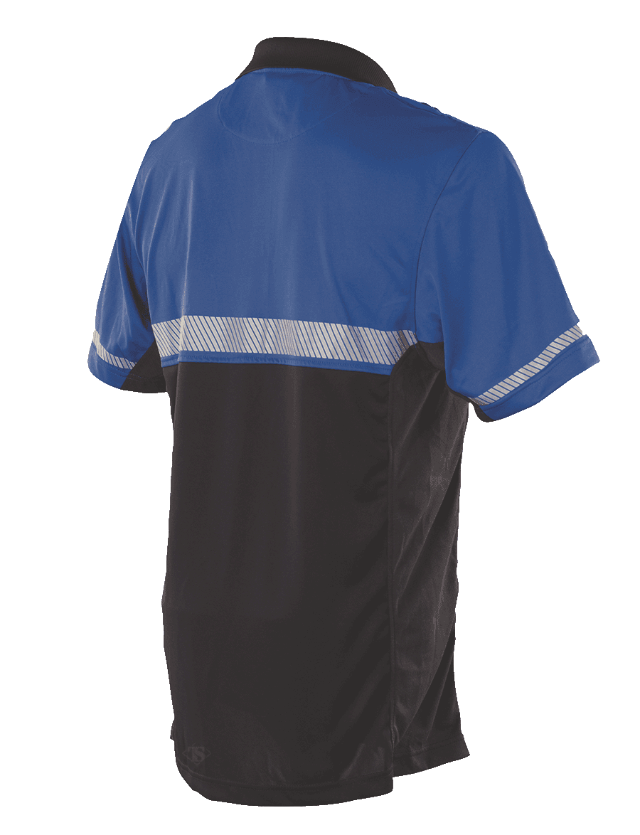 MEN'S SHORT SLEEVE BIKE POLO