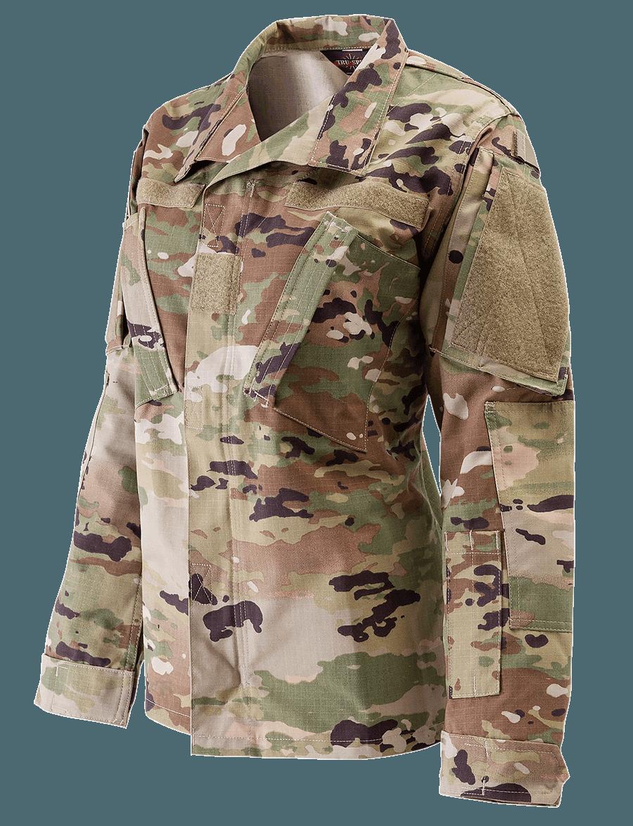 WOMEN'S SCORPION OCP ARMY COMBAT UNIFORM (GL/PD 14-04A) COAT