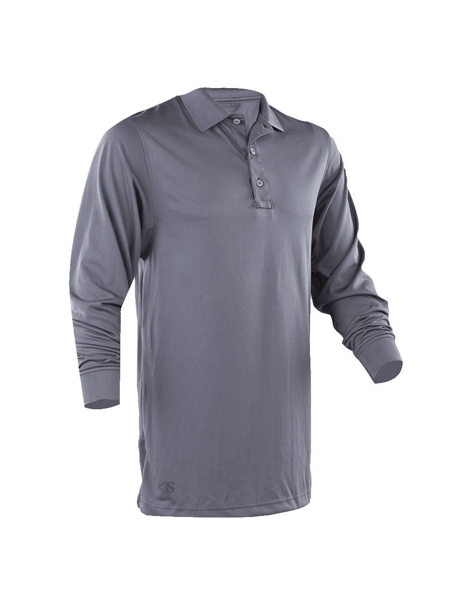 TRU-SPEC Mens Performance 24-7 Polyester Long Sleeve Polo Shirt