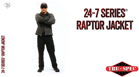 24-7 SERIES® RAPTOR JACKET