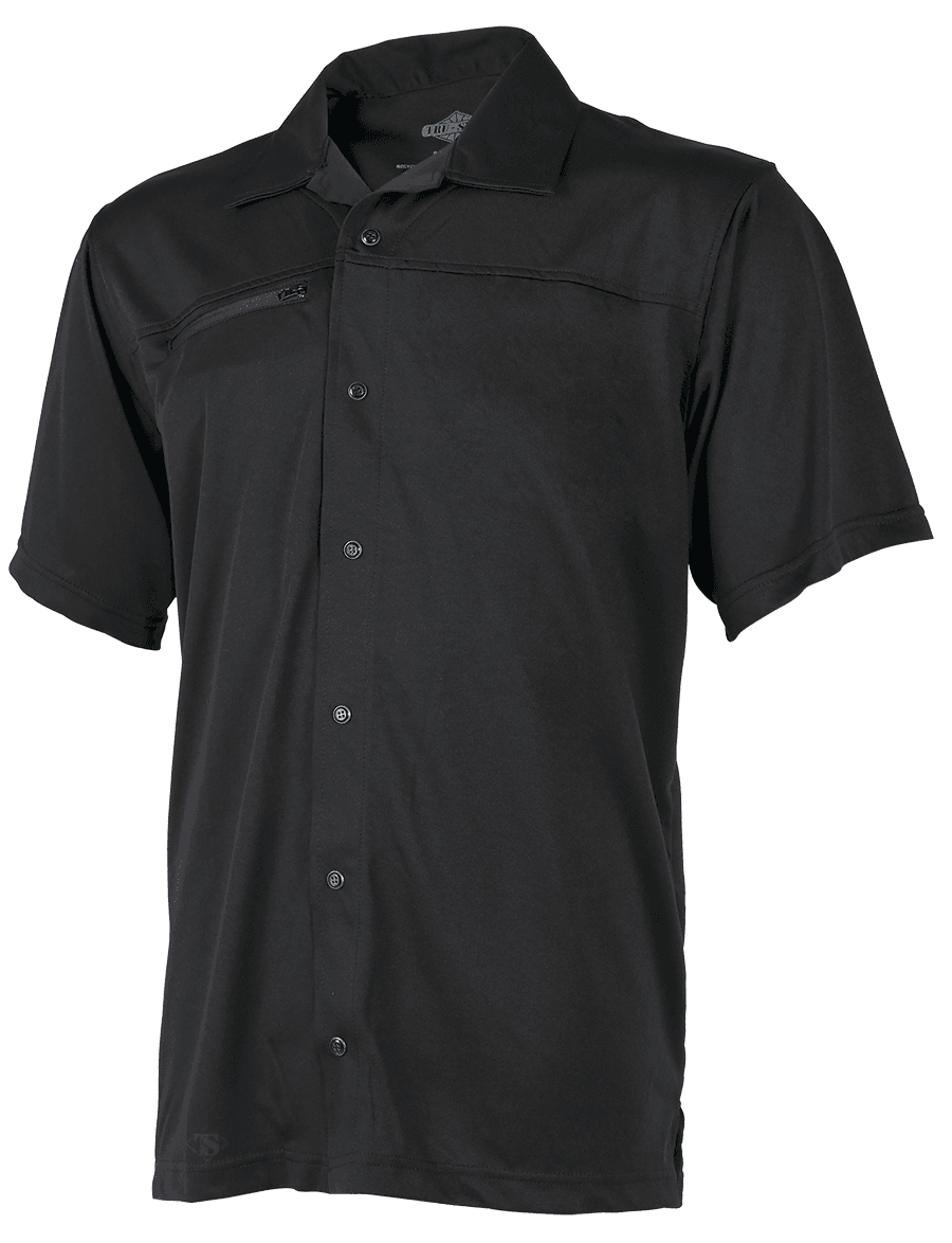 MEN'S ECO TEC KNIT CAMP SHIRT