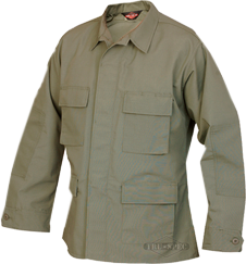 Battle Dress Uniform (BDU)