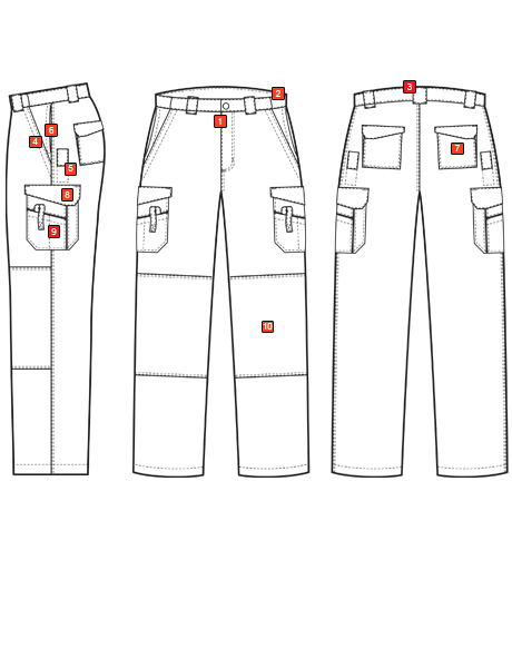 WOMEN'S EMS PANTS