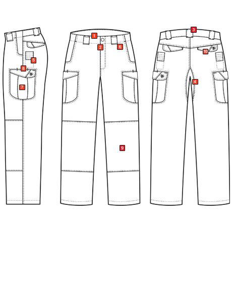 WOMEN'S ASCENT PANTS