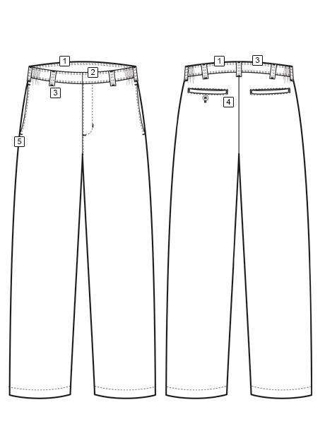 MEN'S SIMPLY TACTICAL WORK PANTS