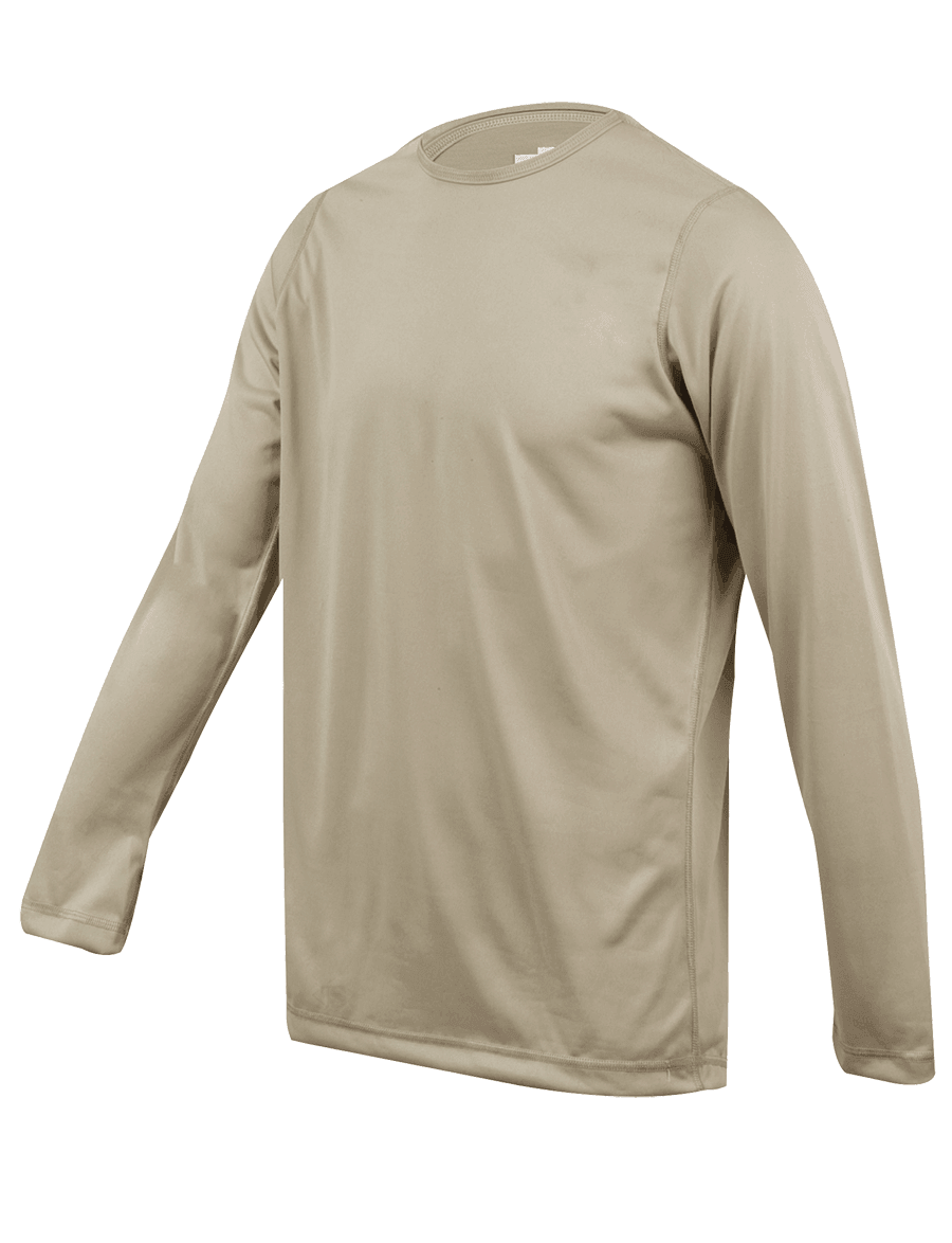 CORDURA® BASELAYER CREW NECK LONG SLEEVE SHIRTS