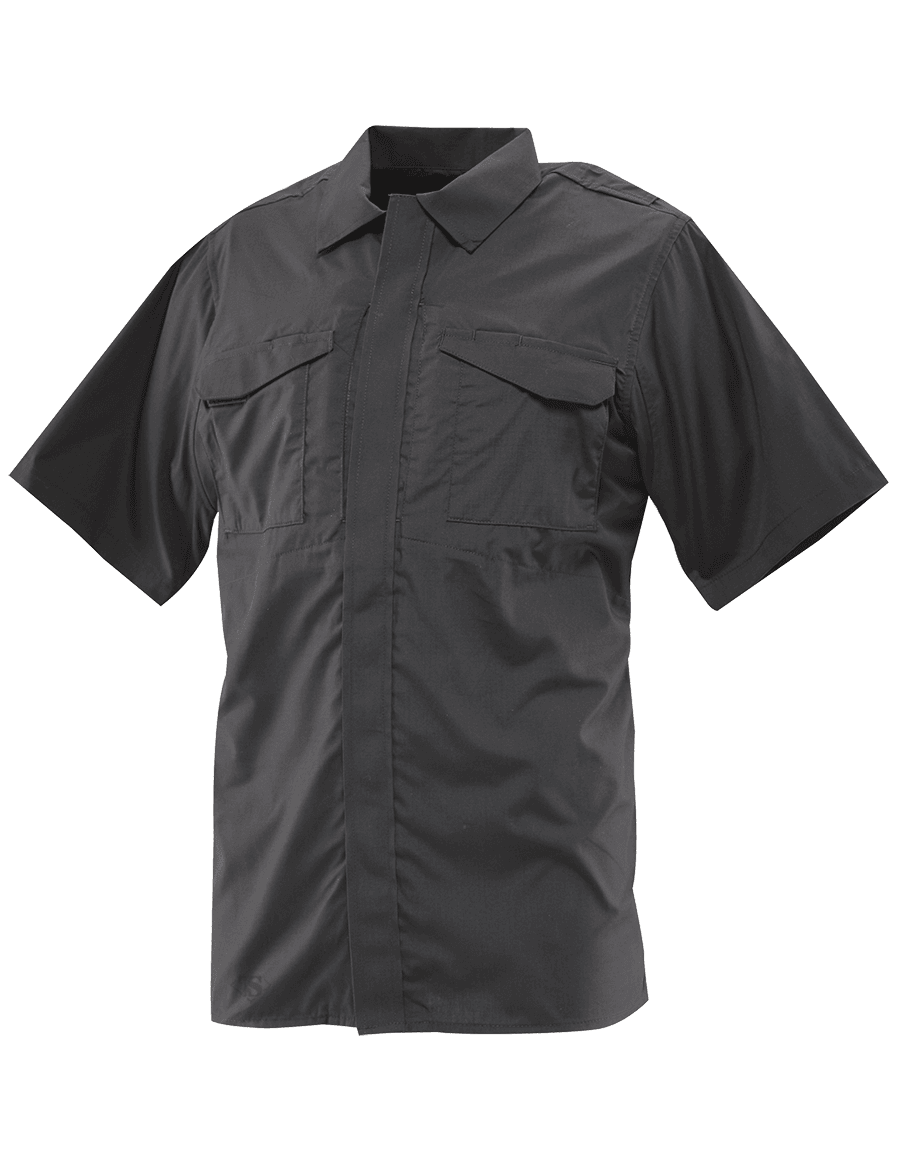 MEN'S ULTRALIGHT SHORT SLEEVE UNIFORM SHIRT