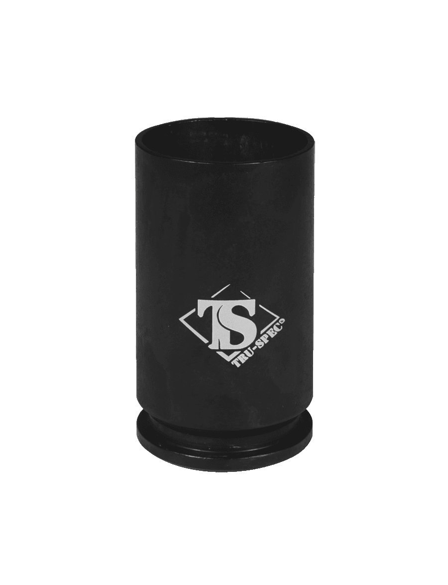 30MM TRU-SPEC® LOGO SHELL CASING SHOT GLASS