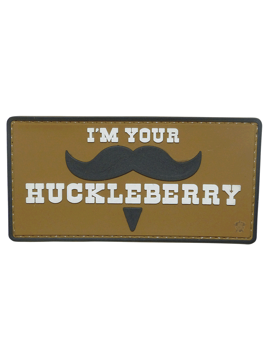 HUCKLEBERRY MORALE PATCH