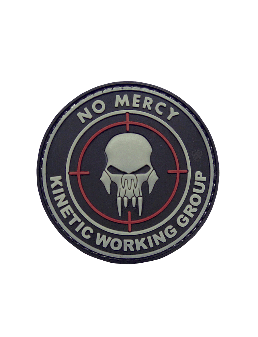 NO MERCY MORALE PATCH