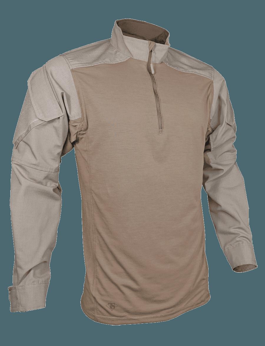 URBAN FORCE TRU 1/4 ZIP COMBAT SHIRT