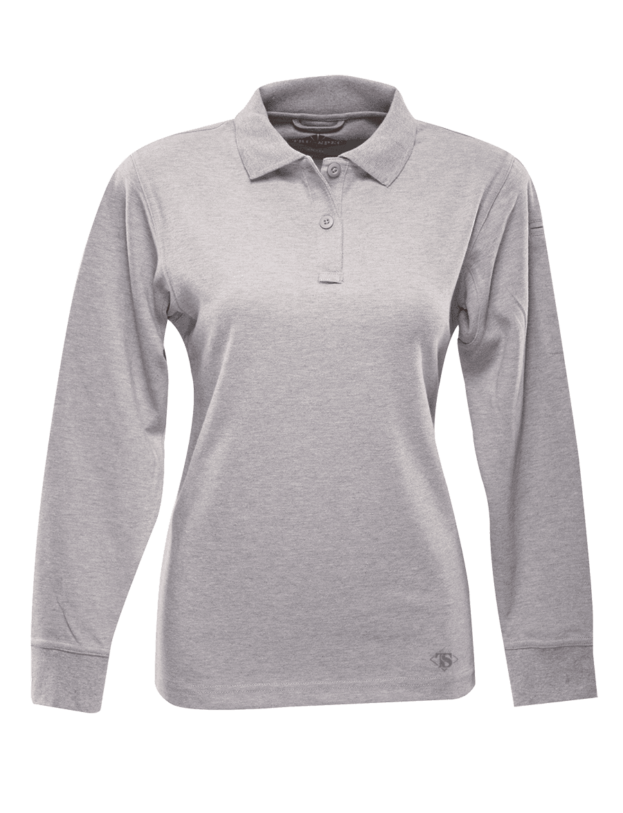 TRU-SPEC Ladies 24-7 Performance Polyester Long Sleeve Polo Shirt