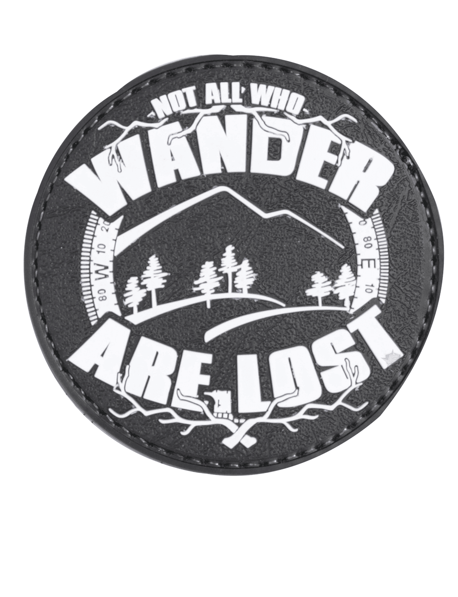 NOT ALL WHO WANDER MORALE PATCH