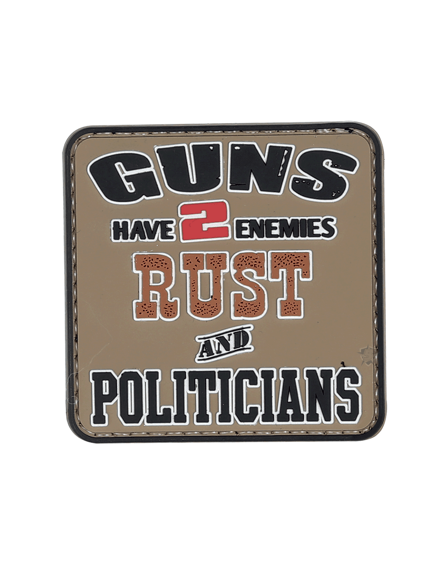 RUST AND POLITICIANS MORALE PATCH
