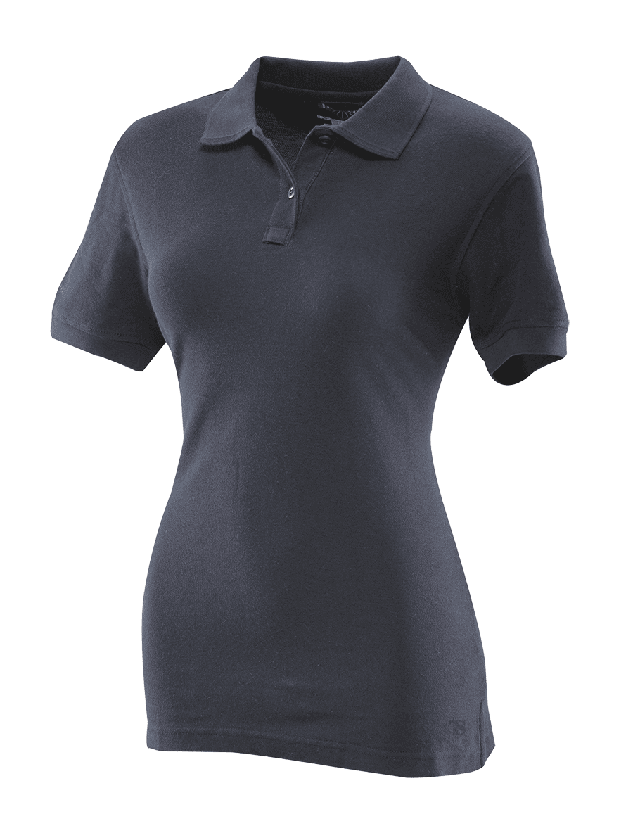 WOMEN'S SHORT SLEEVE CLASSIC 100% COTTON POLO