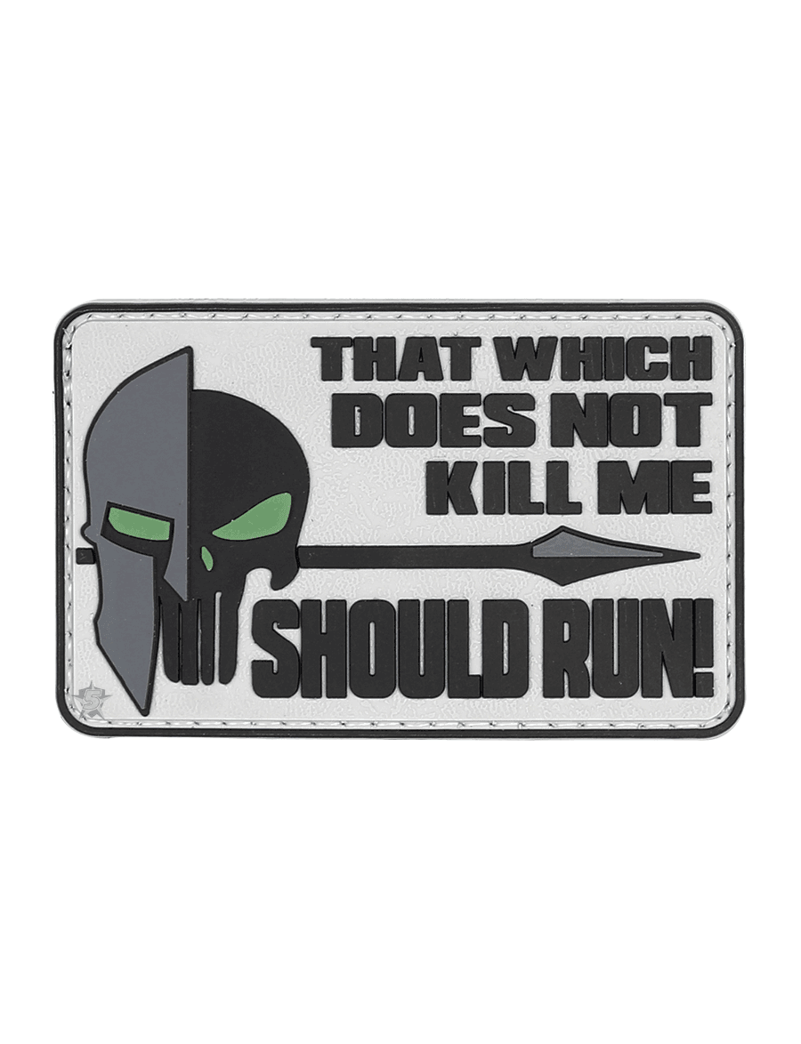 SHOULD RUN MORALE PATCH