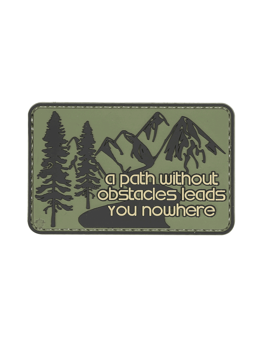 WITHOUT OBSTACLES MORALE PATCH